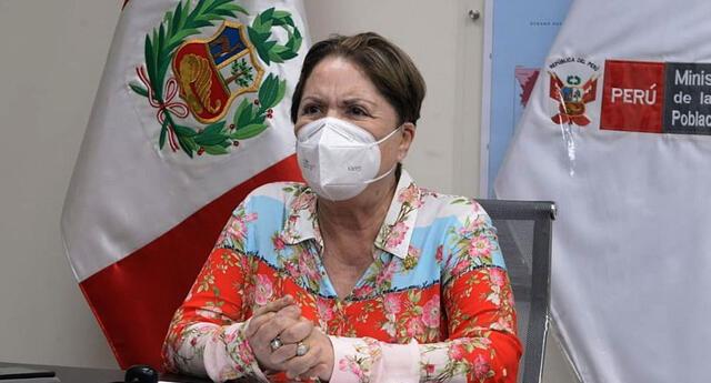 Rosario Sasieta aseguró el aborto en víctimas de violación sexual es un 'tema de violencia'.