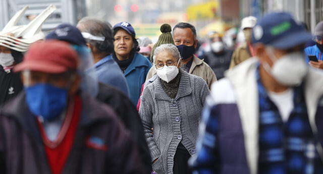 Pueblo Libre, Barranco y Villa El Salvador son los nuevos puntos de alto contagio de COVID-19.