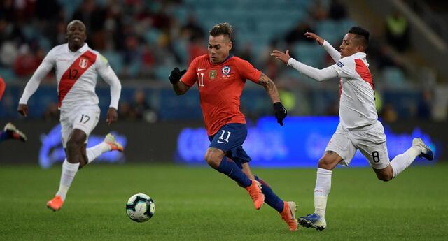 Selección peruana se enfrenta a Chile en la fecha 3 de las Eliminatorias Qatar 2022.