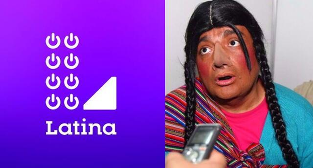 Latina no transmite la Paisana Jacinta desde hace varios meses.