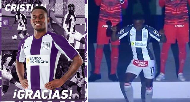Alianza Lima se despide de otro delantero más en la presente temporada.