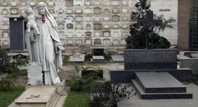Importantes cementerios de Lima cerraran sus puertas el 1 y 2 de noviembre