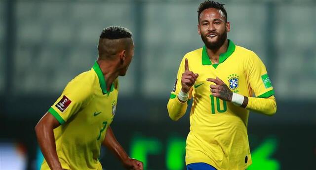 Para Pedro Gallese Neymar es un jugador, pero también es un gran actor para fingir jugadas.