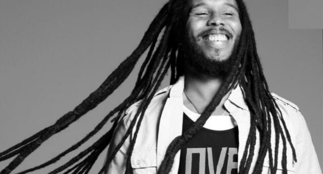 Ziggy Marley, hijo del legendario Bob Marley, cumple 50 años