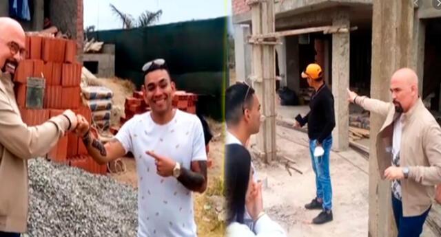 Josimar construye casa de playa en Asia para sus vacaciones
