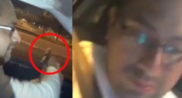 'Pistolero de Ate' fue identificado como Gian Pierre Galarza Matos.