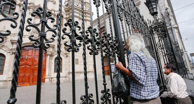 Arzobispo de Lima, Monseñor Carlos Castillo, indicó que están esperando la respuesta del Poder Ejecutivo.