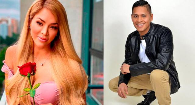 Renzo Padilla niega romance con Sheyla Rojas.