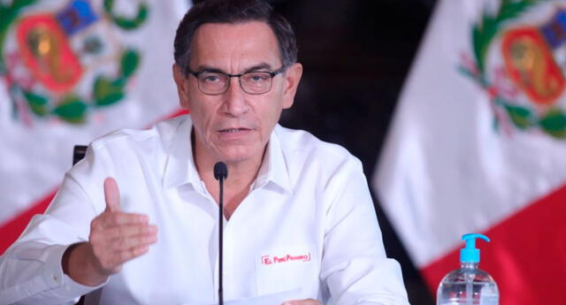 Martín Vizcarra aseguró que no ha recibido soborno.