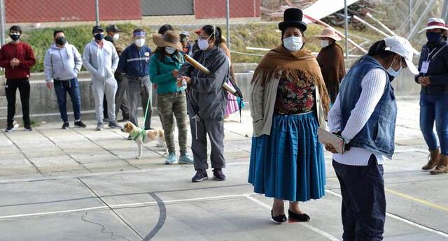 Elecciones en Boliva