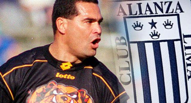 José Luis Chilavert causo furor en los hinchas de Alianza Lima.