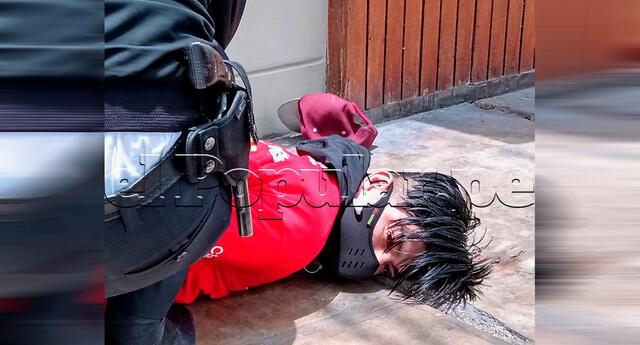 Se enfrentaron a balazos para evitar su detención.
