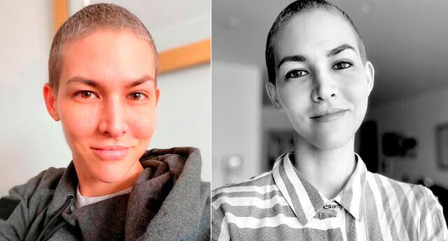 Anahí de Cárdenas anunció que hoy lunes 19 de octubre estaría lanzando el videoclip de un tema que compuso durante sus últimas quimioterapias.