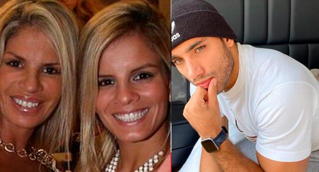 Los chicos reality Said Palao y Alejandra Baigorria negaron que hayan tenido su primera pelea.