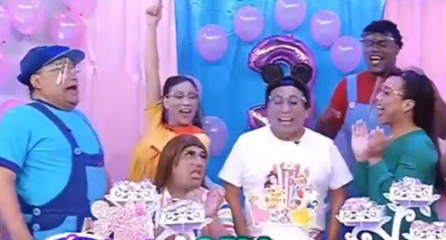 El Wasap de JB hará parodia de hermanitas peleando en fiesta de cumpleaños