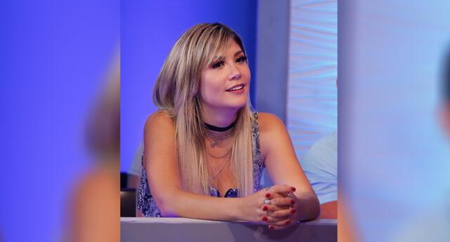 Claudia Serpa tomará el lugar de la salsera Daniela Darcourt en el Reventonaso de la Chola.