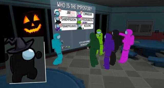 Versión en 3D de Among Us ya está disponible para los gamers.