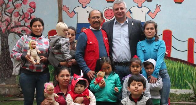 Aniquem 21 años brindando servicio integral a familias vulnerables