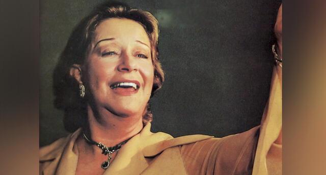 Chabuca Granda dejó gran legado en lo musical y artístico.