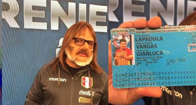 El wasap de JB prepara sketch sobre la convocatoria de Gianluca Lapadula a la selección