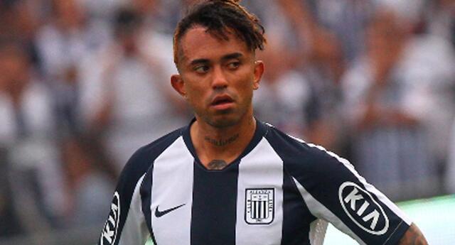 Joazhiño Arroé habría dejado concentración de Alianza Lima.