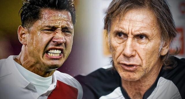 Ricardo Gareca envía sentido mensaje a hinchada peruana rumbo al Mundial Qatar 2022.