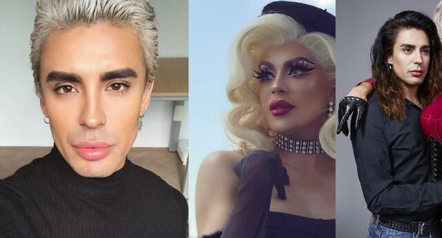 Envy Peru fue el primer drag queen peruano en reality internacional RuPaul's Holland.