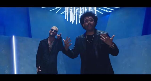 Maluma y The Weeknd se unen y estrenan el remix de 'Háwai'