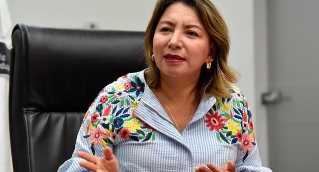 La ministra Barrios indicó que se deben repensar las políticas públicas y pasar a modelos innovadores, sostenibles y accesibles.