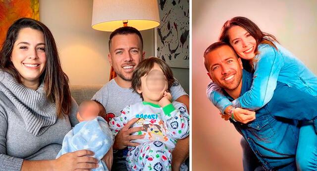 Julián Zucchi hizo una tierna reflexión en redes sociales tras convertirse en padre por segunda vez junto a Yiddá Eslava.