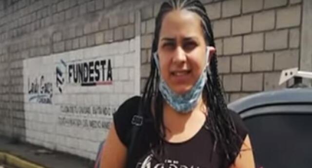 Mujer enamora y roba a hombre en Los Olivos