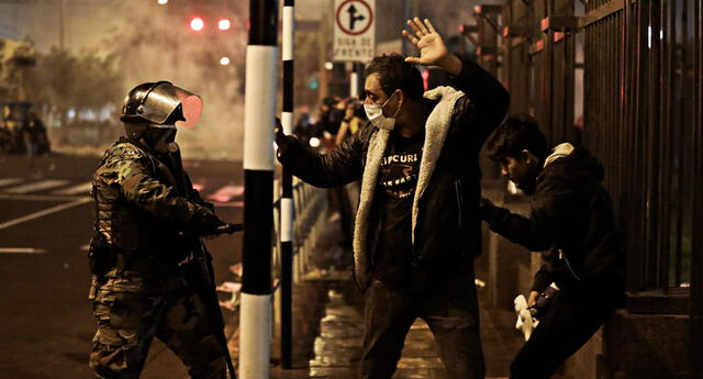 Defensoría del Pueblo afirma que existen una serie de situaciones en las que la Policía ha afectado la dignidad e integridad de los manifestantes.