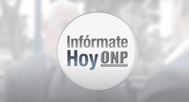 ¿Cómo solicitar el Bono de Reconocimiento ONP?