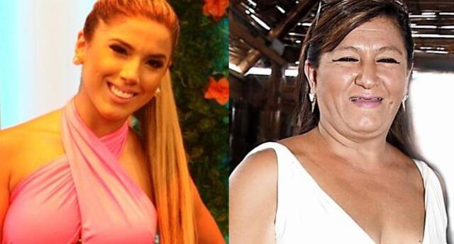Mamá de Yahaira Plasencia envía carta notarial a Olenka Mejía pidiendo se rectifique por acusaciones de estafa en su contra y su hijo Yorch Plasencia.
