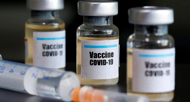 Minsa iniciará distribución de jeringas contra el COVID-19
