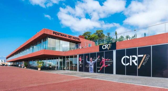 Cristiano Ronaldo quiere expander su cadena de hoteles.