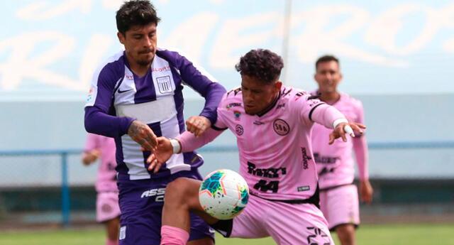 Alianza Lima mide fuerzas con Sport Boys.