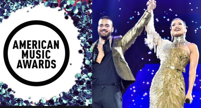 AMAS 2020: Jennifer Lopez y Maluma estrenarán en vivo los temas 'Pa 'Ti' y 'Lonely'