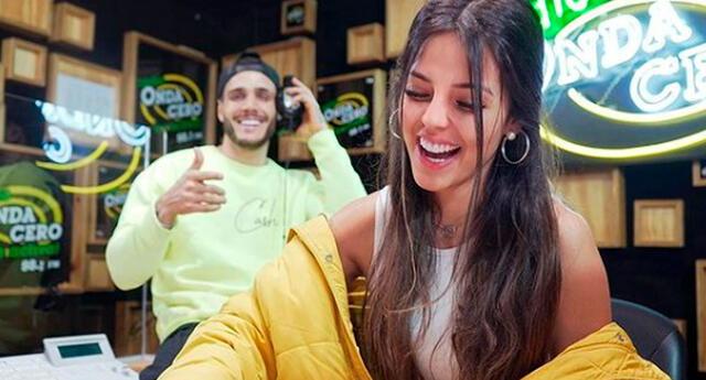 No quiso. Luciana Fuster recibe consejo de Mario Irivarren para abrir una cuenta en Onlyfans pero ella confiesa que no quiere mostrar su trasero en videos.