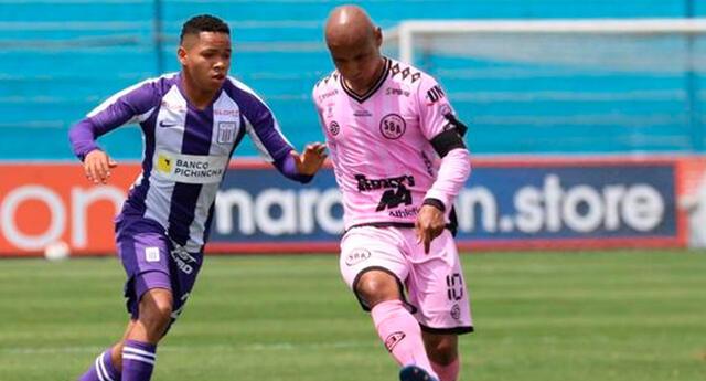 Alianza y Boys protagonizan el partido más esperado de la fecha.