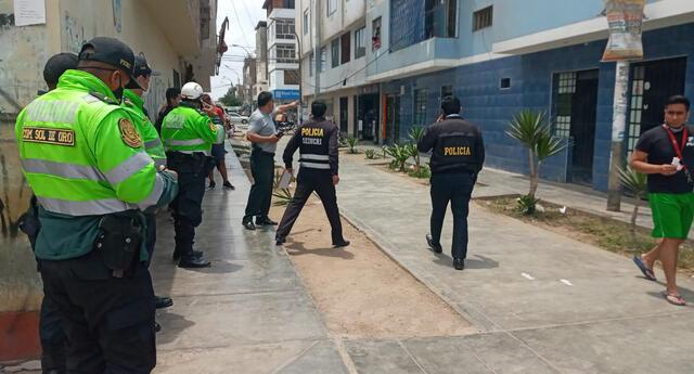 Intento de feminicidio en San Martín de Porres