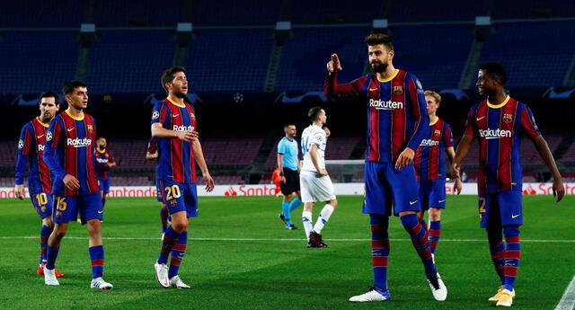 Barcelona espera seguir con los triunfos y asegurar la clasificación.