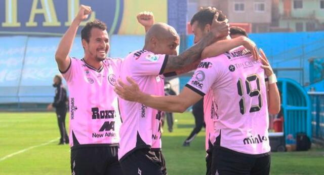 Sport Boys le gana 2-0 a Alianza Lima.