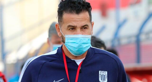 Daniel Ahmed tendrá dos finales más con Alianza Lima para no descender.