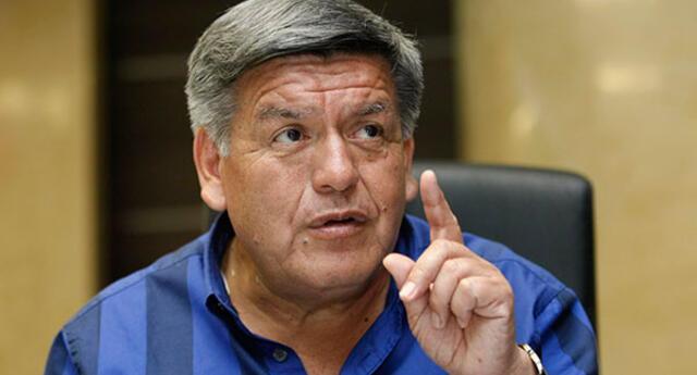 Cesar Acuña pidió perdón tras la vacancia