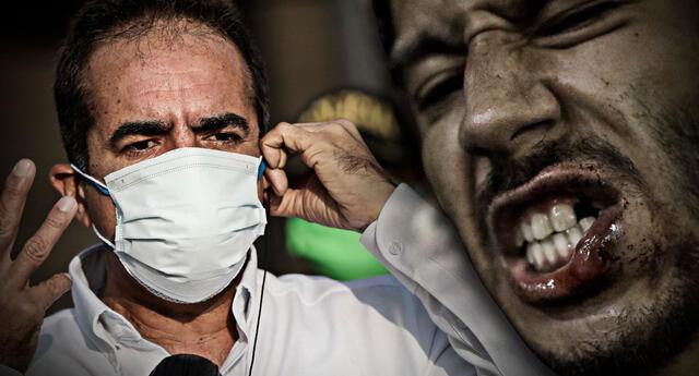 Luis Alberto Naldos fue nombrado como Director General de la Oficina de Integridad de la cartera para investigar la muerte de los jóvenes manifestantes el 14N, pese a que fue asesor del exministro de facto, Gastón Rodríguez.