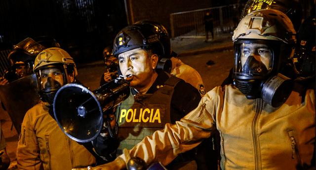 20 policías fueron identificados como integrantes de organizaciones criminales en Arequipa.