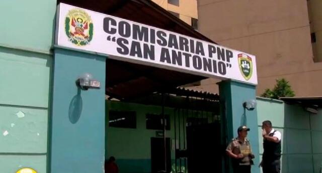 Coronel de la Policía es denunciado por agresión