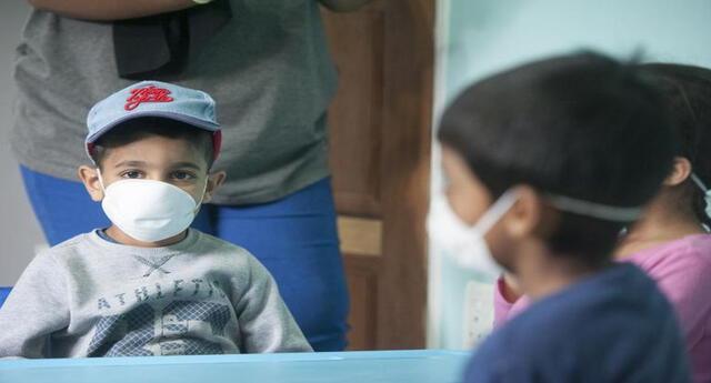 No dejemos que los niños sufran por la pandemia.