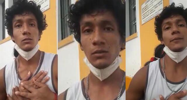 La Fiscalía continúa investigando la desaparición forzada de Luis Araujo.